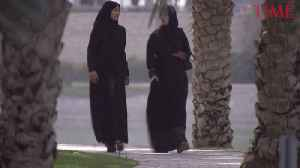 Women in Saudi Arabia Will Now Be Notified of Divorce by Text Message [Video]