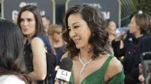 Michelle Yeoh on the success of 'Crazy Rich Asians' [Video]