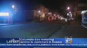 Columbia Gas Working To Restore Service In Donora [Video]