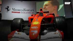 'Michael 50' exhibition opens onSchumacher's 50th birthday [Video]