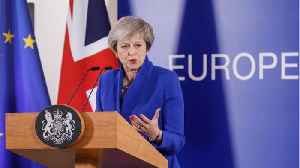 UK PM May To Pitch More Brexit Ideas As She Seeks EU Help [Video]