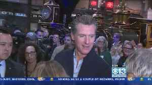 Gavin Newsom To Be Sworn-In As California Governor On Monday [Video]