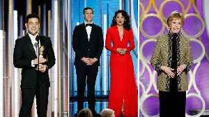 2019 Golden Globes: Best Moments From the Show | THR News [Video]