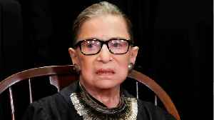 U.S. Supreme Court's Ginsburg To Miss Monday's Oral Arguments [Video]