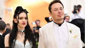Elon Musk's Ex-Girlfriend Grimes Tweeted 'Randomly, I Am In China,' On The Same Day He Launched His New Tesla Gigafactory In Sha [Video]