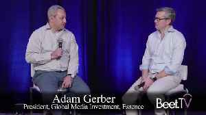 Essence's Gerber, FreeWheel's Clark View The Competitive TV Landscape [Video]