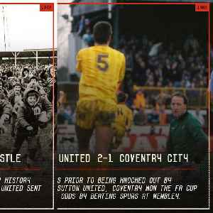 FA Cup Third Round upsets [Video]