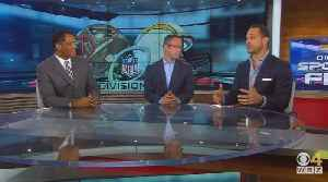 Sports Final: Previewing Patriots-Chargers AFC Divisional Round Matchup [Video]