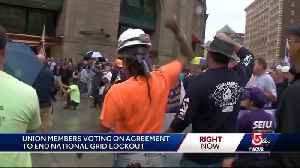 Months-long lockout of gas workers could be nearing end [Video]