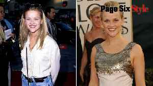 The fashion fail Reese Witherspoon blames on Gwen Stefani [Video]