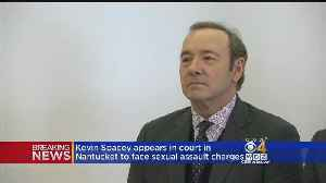 Kevin Spacey Trial: What's Next? [Video]