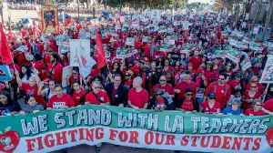 Thousands of Los Angeles Teachers Are Ready to Go on Strike [Video]