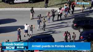 As state pushes for armed guards in every school, Orange still short [Video]