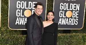 Jim Carrey Is Dating Actress Ginger Gonzaga! See the Couple's Sweet Red Carpet Debut [Video]