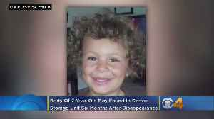 Mom Charged With Child Abuse And Abuse Of A Corpse In Death Of 7-Year-Old Son [Video]