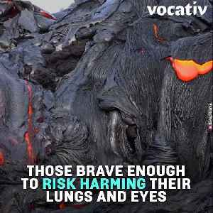 Melting Lavas In Hawaii Are the Coolest Attractions For Adventurous Visitors [Video]