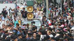 Thai Activists Protest As Election Faces Delay [Video]