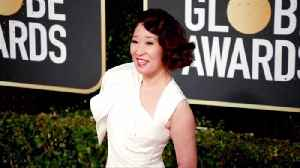 Sandra Oh Made Golden Globes History [Video]