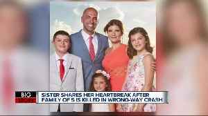 Community mourning loss of Northville family of 5 killed in wrong-way crash in Kentucky [Video]