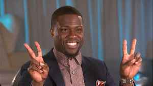 Kevin Hart Has a Message for North Korea After Sony Hack [Video]