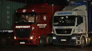 Truck drivers support Brexit despite fears of no-deal chaos [Video]