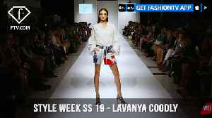 Style Week Spring Summer 2019 - Lavanya Coodly | FashionTV | FTV [Video]