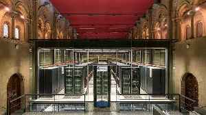 Supercomputer housed in 19th-century church is leading a global race to reduce energy costs [Video]