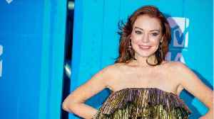 Lindsay Lohan Guesses Why She Wasn't Asked To Be In 'Thank U, Next' Video [Video]