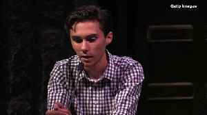 David Hogg To Trump: '40,000 Americans Dying Annually' Is The Real National Emergency [Video]