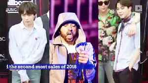 Eminem Sold the Most Albums in 2018 [Video]