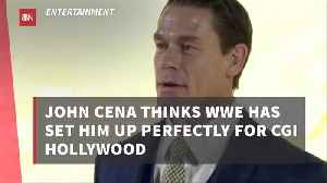John Cena Is Trying To Balance Hollywood Stardom With Wrestling [Video]