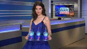 Fiji Water Girl Shows How to Do the Perfect Photobomb [Video]