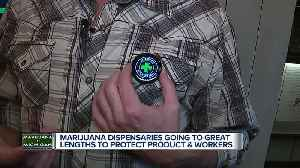 Metro Detroit medical marijuana dispensaries talk security in wake of recent smash and grab robbery [Video]