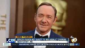 Kevin Spacey pleads not guilty [Video]