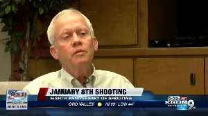 Father continues honoring son, victim, of January 8th shooting [Video]
