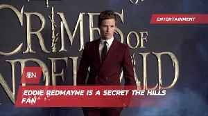 Eddie Redmayne Is A Big Reality Show Fan [Video]
