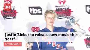 Looks Like A New Album Is Coming From Justin Bieber [Video]