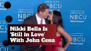 Nikki Bella Still Can't Get Over John Cena [Video]