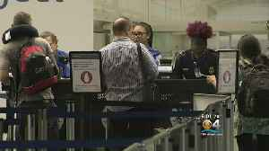 Local TSA Employees Impacted By Government Shutdown [Video]