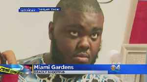 Outpouring Of Love For Man Gunned Down In Miami Gardens [Video]