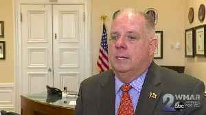 One-on-One Interview with Governor Hogan on Joel Fitzgerald withdraw as BPD Police Commissioner [Video]