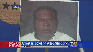 Parolee Arrested In Deadly Shooting At Torrance Bowling Alley [Video]