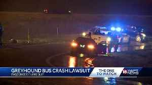 Passanger injured in overturned bus accident is taking legal action [Video]