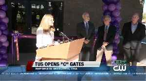 Tucson International Airport opening new gate facility [Video]