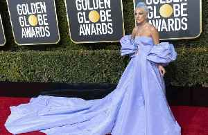 Lady Gaga 'overcome with emotion' after Golden Globe win [Video]
