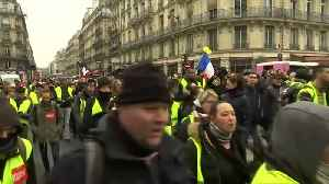 France to crack down on 'yellow vest' protests [Video]