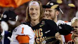 It Sucks That Trevor Lawrence Can't Play In The NFL Until 2021 [Video]