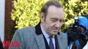 Kevin Spacey Stopped For Speeding Away From Court [Video]