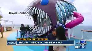 AAA: Travel Trends In The New Year [Video]