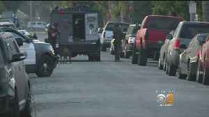 Man, Woman Found Hiding In Long Beach Shed After Car Chase, Standoff [Video]